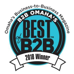 Best of B2B Award for Omaha Business Broker